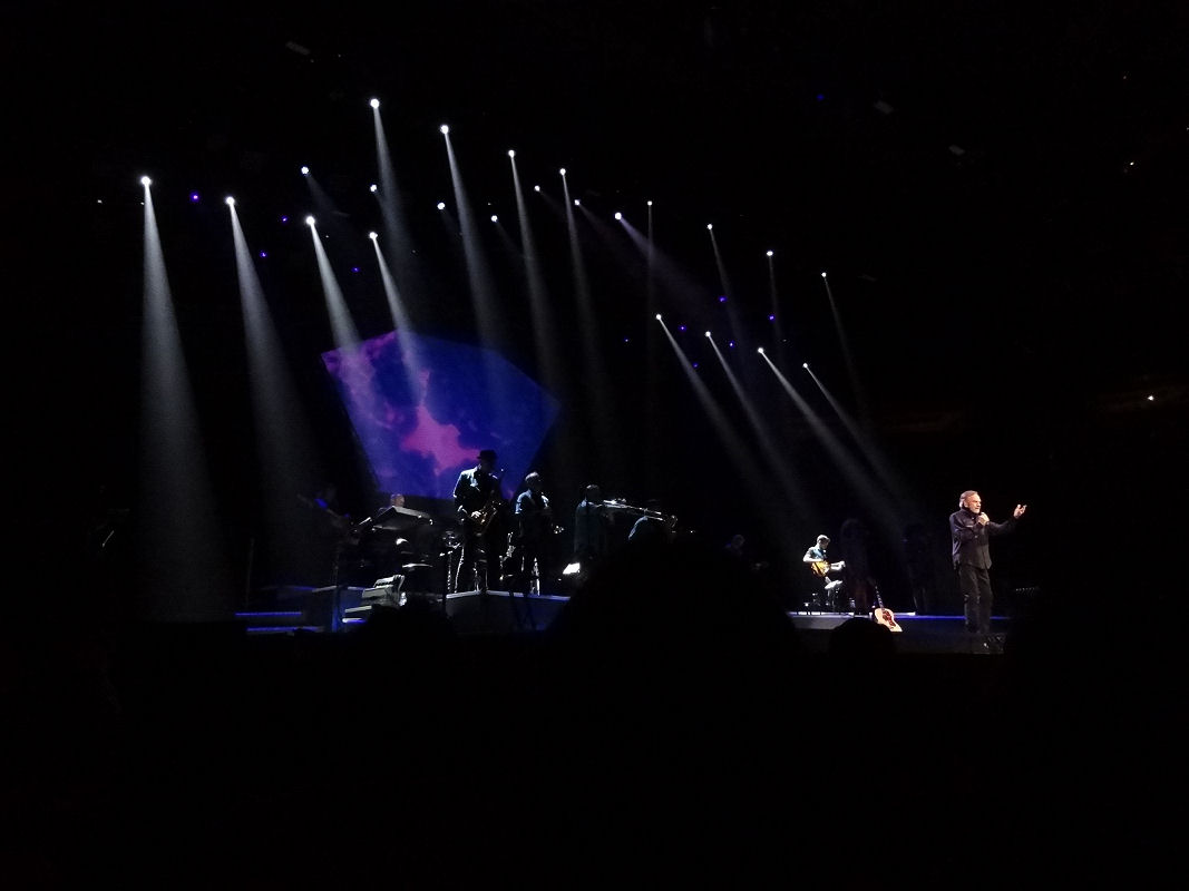 Neil Diamond's 50th Anniversary World Tour, Key Arena, Seattle, WA 7-26-2017