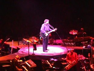 Neil Diamond in Omaha, Dec. 1, 1998