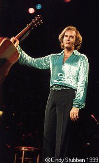 Neil Diamond at Market Square Arena 1983