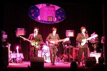 The Boys Tribute To The Beatles, Jackpot, Nevada, Dec 13, 2001