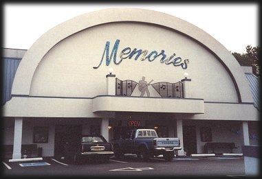 Memories Theatre, Pigeon Forge, TN