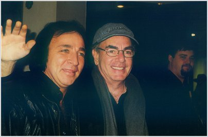 Tom Sadge and NEIL DIAMOND!