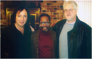 Tom Sadge, Vince Charles, and Jerry Kishbaugh, Citizen's Voice Music Writer