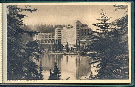 The Chateau. Lake Louise