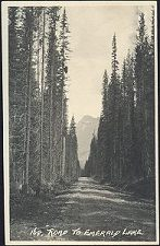 168(d).  Road To Emerald Lake.