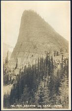186. The Beehive nr Lake Louise