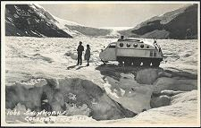 1068(a). Snowmobile / Columbia Ice Fields