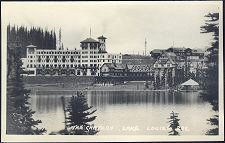 The Chateau T. Lake Louise. 288(d).