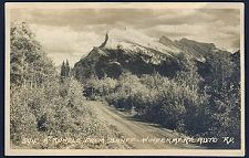 594. Mt Rundle From Banff - Windermere Auto Rd.