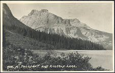 728. Mt President and Emerald Lake.