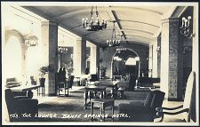 753. The Lounge. Banff Springs Hotel.