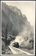 776(a). Mt Macdonald. East Portal Connaught Tunnel.