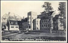 927(a). Administration Building. Banff.