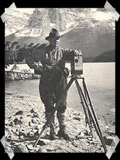 Byron Harmon ... image scanned from the book GREAT DAYS IN THE ROCKIES