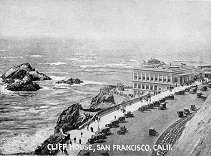Cliff House, San Francisco, Calif.