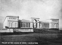 Palace of the Legion of Honor, Lincoln Park