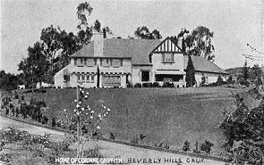 Home of Corinne Griffith, Beverly Hills, Calif.