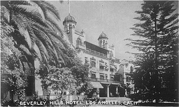 Beverly Hills Hotel, Los Angeles, Calif.