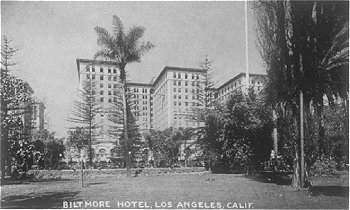 Biltmore Hotel, Los Angeles, Calif.