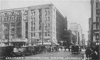 Grauman's Metropolitan Theater, Los Angeles, Calif.